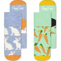 Happy Socks Strumpor 2-pack (Bunny) (13-18)