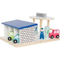 JaBaDaBaDo Bensinstation med garage