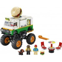 LEGO Creator 31104 Hamburgermonstertruck