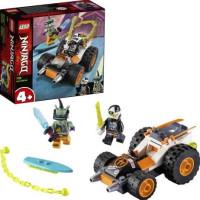 LEGO Ninjago 71706 Coles speederbil