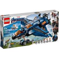 LEGO Super Heroes 76126 - Avengers Ultimata Quinjet