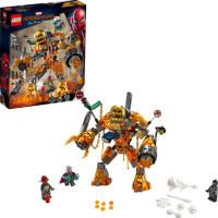 LEGO Super Heroes 76128 - Strid mot Molten Man