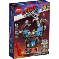 LEGO the Movie 70842 Emmets trevåningssoffrobot