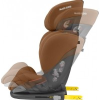 Maxi Cosi Rodifix AirProtect Bältesstol (Authentic Cognac)