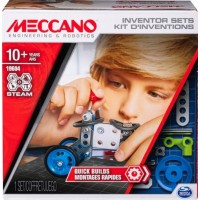 Meccano Quick Builds
