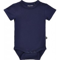 MINYMO Body Kort Ärm (Dark Navy)
