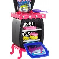 Monster High Monster Family Playset