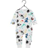 Mumin Fart Pyjamas (Vit)