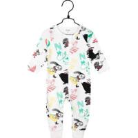 Mumin Fjäril Pyjamas (Vit)
