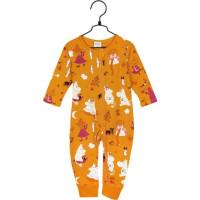 Mumin Månsken Pyjamas (Saffransgul)