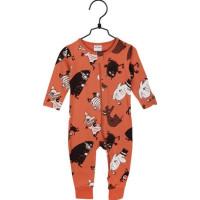 Mumin Runtom Pyjamas (Tegel)