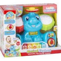 Clementoni baby Musical Elephant