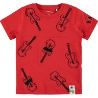 name it Davon T-shirt (High Risk Red)