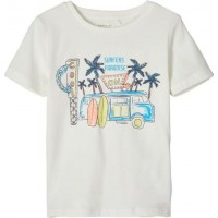 name it Facay T-shirt (Snow white)