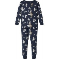 name it Frozen Tvådelad Pyjamas (Dark Sapphire)