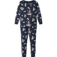 name it Frozen Tvådelad Pyjamas (Dark Sapphire)