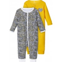 name it Pyjamas Zip 2-pack (Golden Rod)