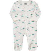 Pippi Pyjamas med fot (Primrose Pink)