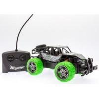 Gear4Play 1:18 Metall Gallop Beast Radiostyrd bil (Grön)