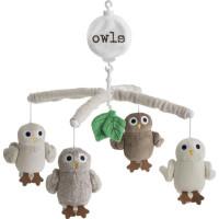 Rätt Start Baby Owls Sängmobil