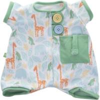 Rubens Barn Pyjamas (Grön)