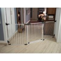 Safe & Care Säkerhetsgrind SafeGate Constructor 2 (vit)