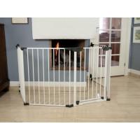 Safe & Care Säkerhetsgrind SafeGate Constructor 3 (vit)