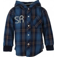 Small Rags Skjorta (Mood Indigo)