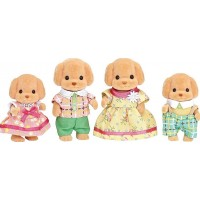 Sylvanian Families Familjen Pudel