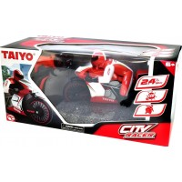 Taiyo - City Racer Motorcykel 1:18