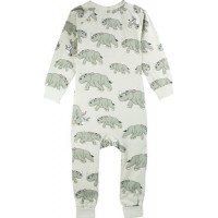 Tao & Friends Noshörningen Bodysuit (Light Grey)
