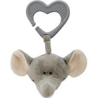 Teddykompaniet Diinglisar Wild Bitleksak/vagnhänge Elefant
