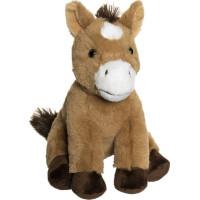 Teddykompaniet Sittande Häst 20 cm