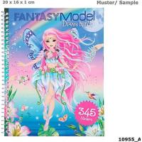TOPModel Fantasy Dress Me Up Stickersbok