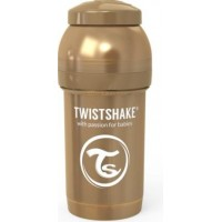 Twistshake Anti-Colic 180ml (Pearl Guld)
