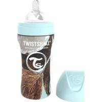 Twistshake Anti-Colic Stål 330ml (Coconut)