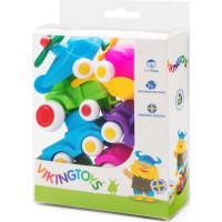 Viking Toys Miniknubbisar Pastell 7 st