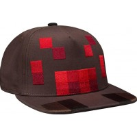 Minecraft Spindel Snap Back Keps