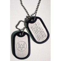 Watch Dog Tags Fox Wanted