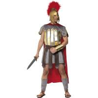 Lyxig Romersk Soldatkostym