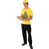 Brainiac T-Shirt Maskeraddräkt