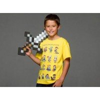 Minecraft Career Opportunities Barn T-shirt