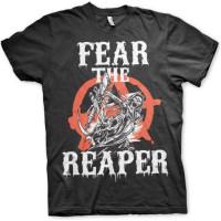 Fear The Reaper T-Shirt Svart