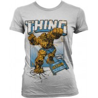 The Thing Action Girly T-Shirt Vit