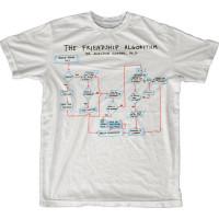 The Friendship Algorithm T-Shirt