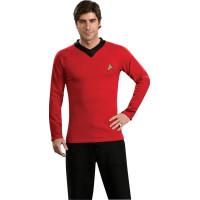 Star Trek Classic Deluxe Röd Skjorta