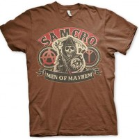 SAMCRO - Men Of Mayhem T-Shirt