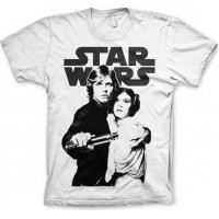 Star Wars Skywalker & Leia T-Shirt