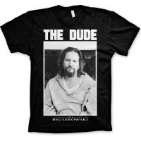 Big Lebowski The Dude T-Shirt