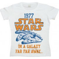 Star Wars 1977 T-Shirt Dam